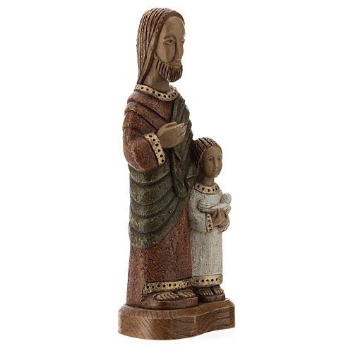 Saint Joseph and Jesus 5