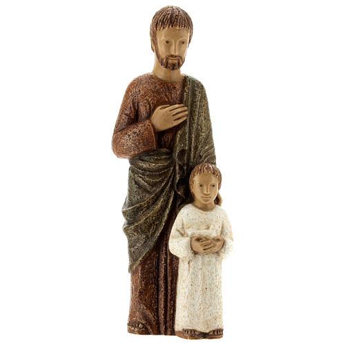 Saint Joseph and Jesus 1