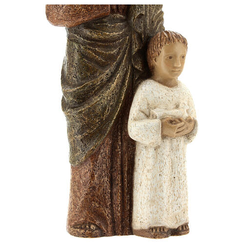 Saint Joseph and Jesus 7