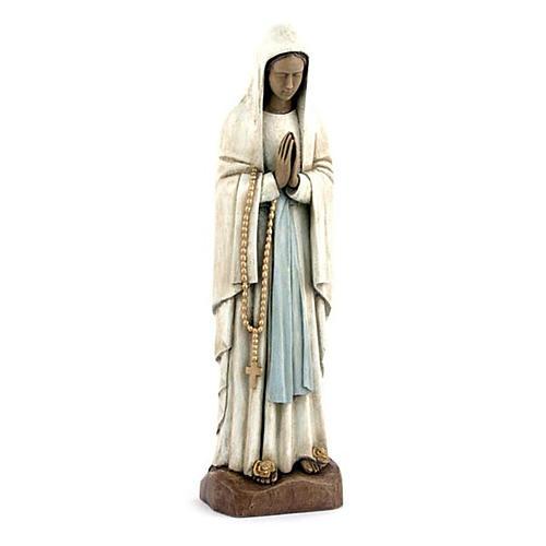 Nostra Signora di Lourdes pietra Bethléem 1
