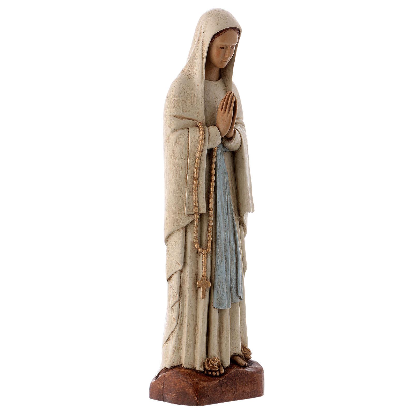 Matka Boża z Lourdes kamień Bethleem 4