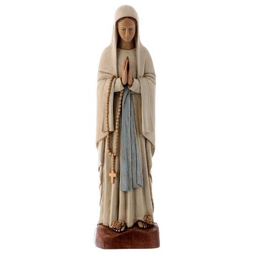 Matka Boża z Lourdes kamień Bethleem 1