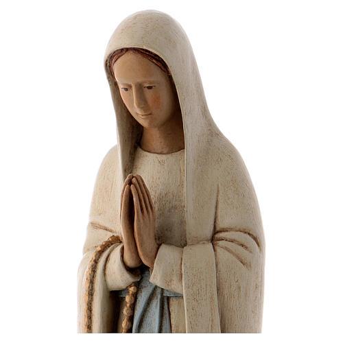 Matka Boża z Lourdes kamień Bethleem 2