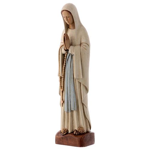 Matka Boża z Lourdes kamień Bethleem 3