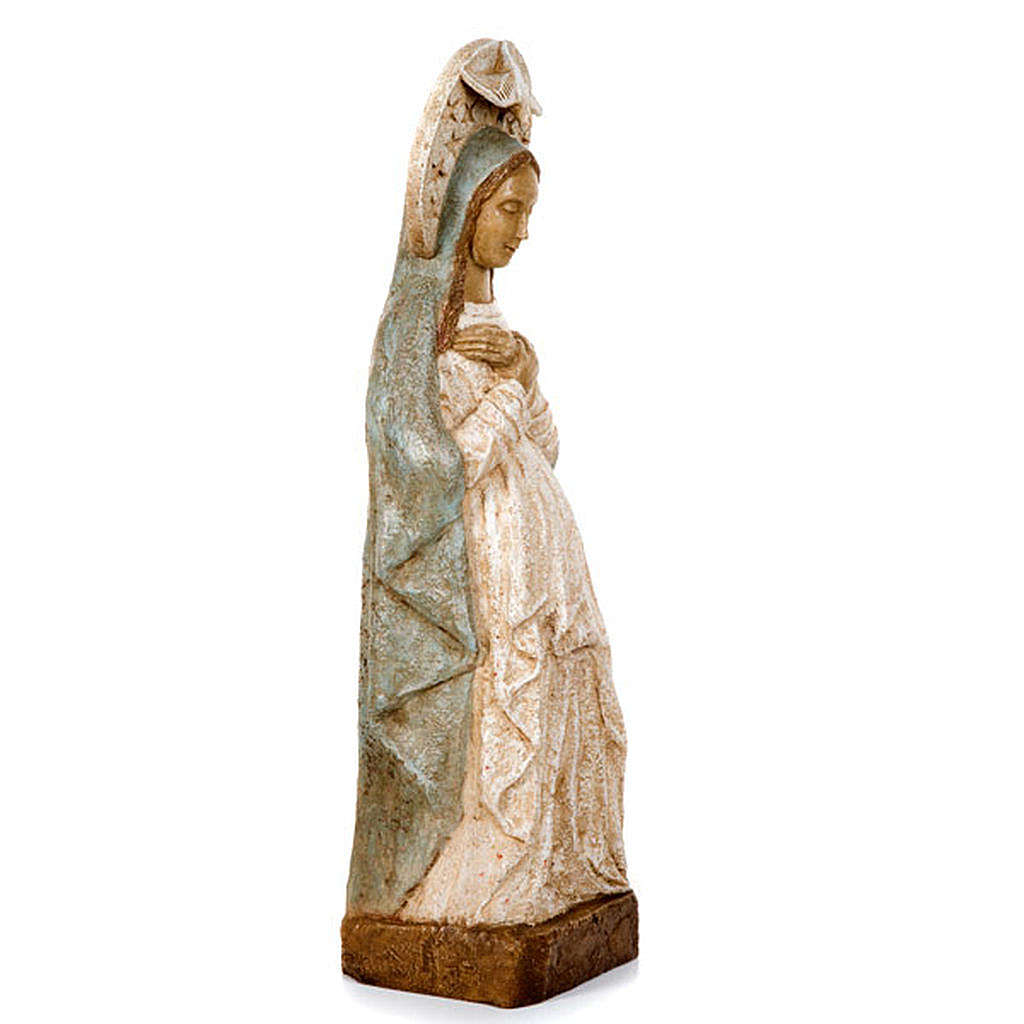 Virgin Mary of the Advent statue 57 cm 4
