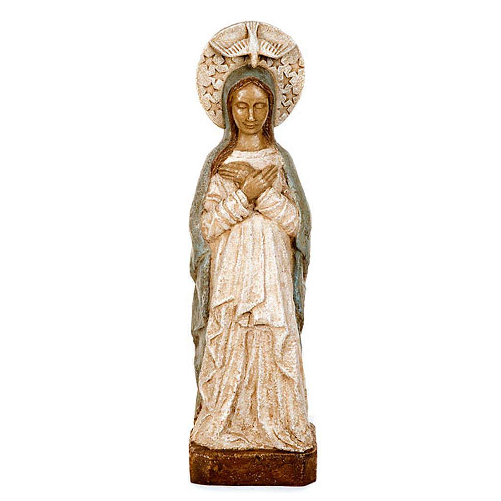 Vergine dell'Avvento 57cm 4