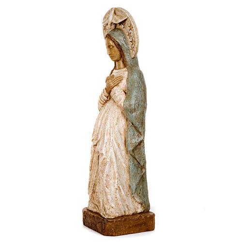 Vergine dell'Avvento 57cm 2