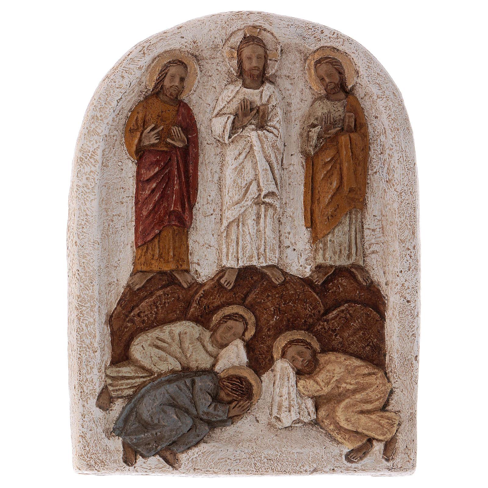 Bajorrelieve de la Transfiguración 4