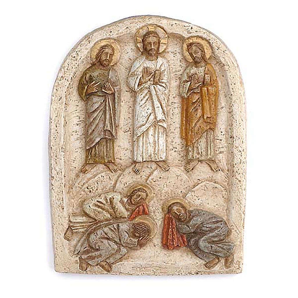 Bas-relief Transfiguration de Jésus, clair 4
