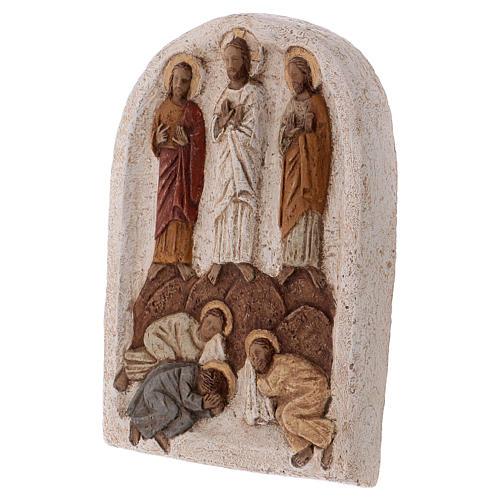 Bas-relief Transfiguration de Jésus, clair 3
