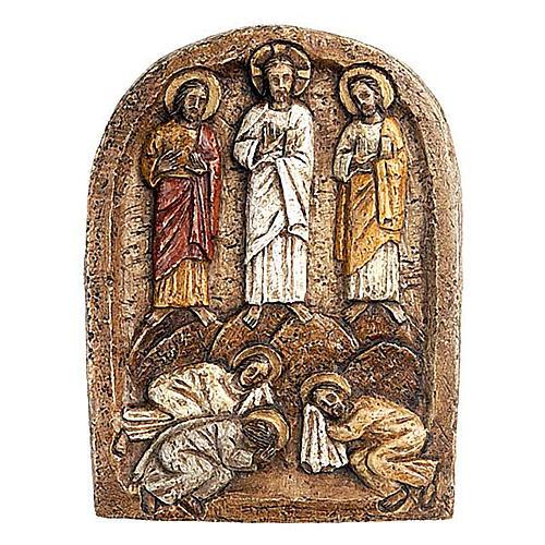 Bas-relief transfiguration, sombre 1