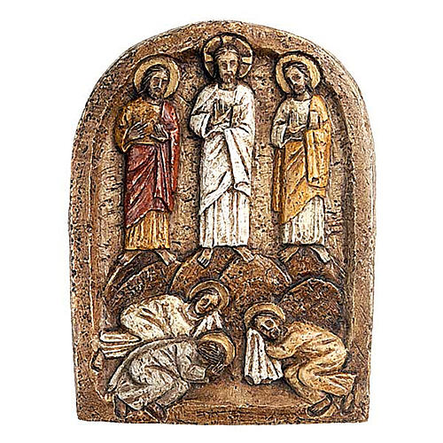 Transfiguration Bassrelief- dark 1