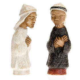 Crèches Monastère de Bethléem: Roi chinois crèche Bethléem