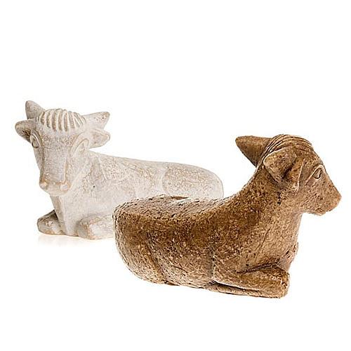 Ox, small creche 1