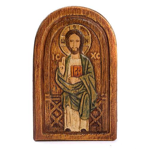 Bajorrelieve Jesús el Maestro 1