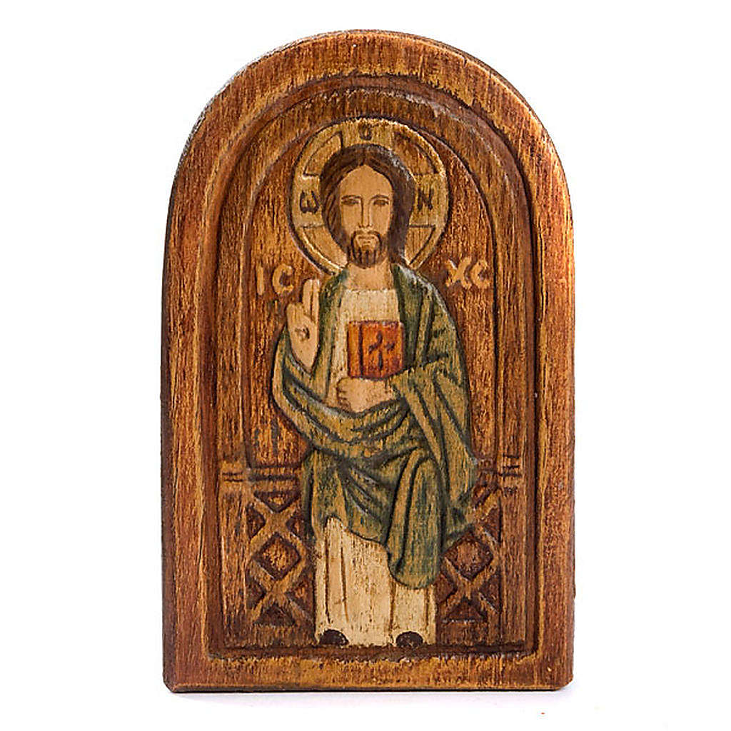 Bassorilievo Gesù il Maestro 4