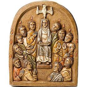 Pentecost Bas relief s1
