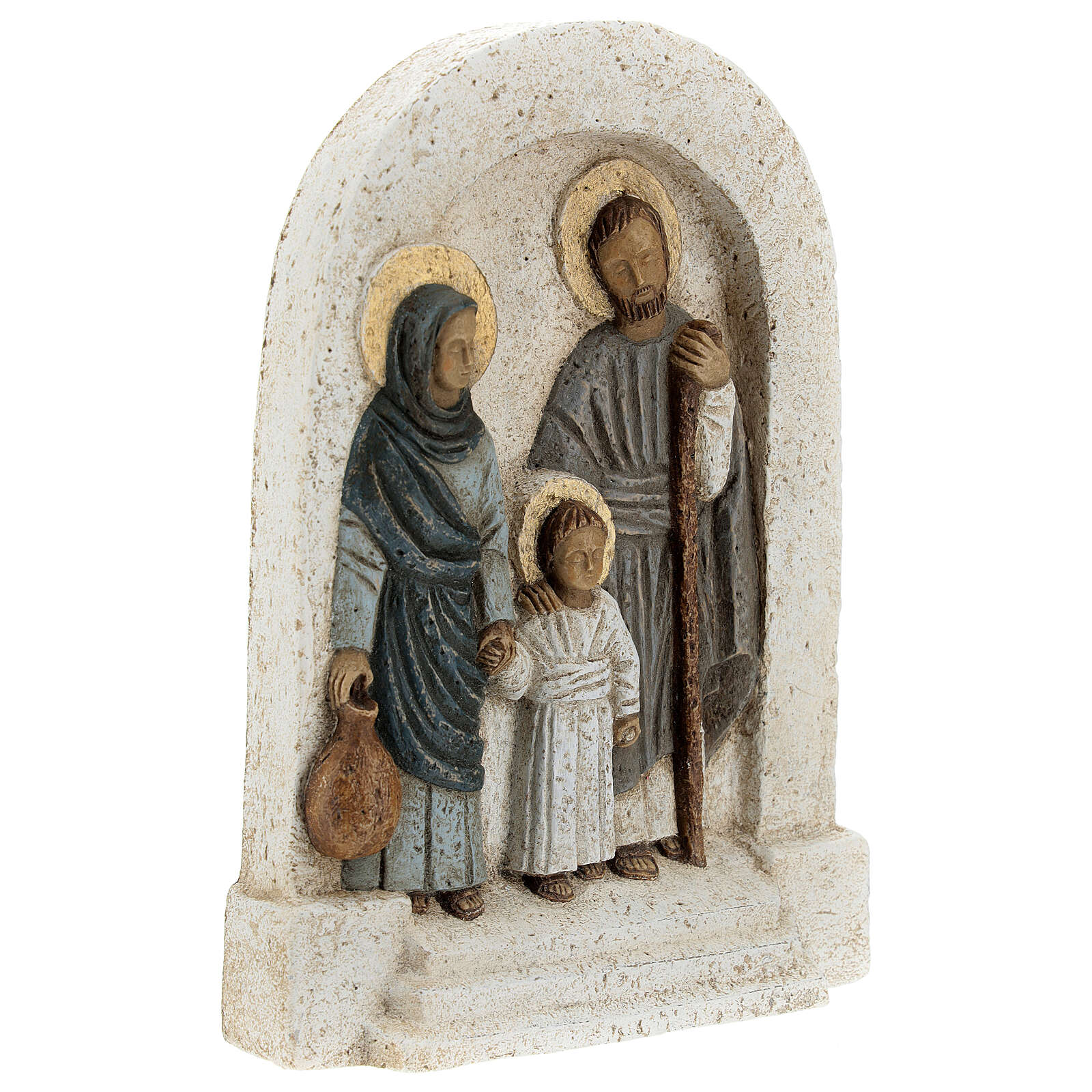 Bassorilievo Sacra Famiglia 4