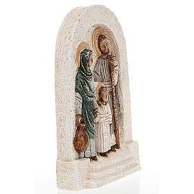 Bassorilievo Sacra Famiglia s2
