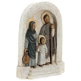 Bassorilievo Sacra Famiglia s3