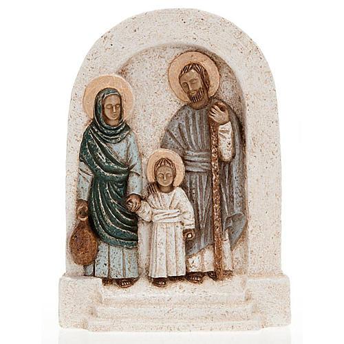 Bassorilievo Sacra Famiglia 1