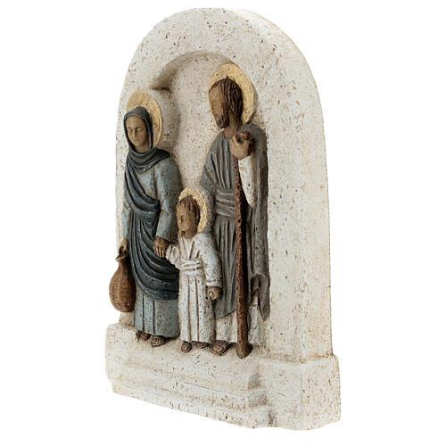 Bassorilievo Sacra Famiglia 2