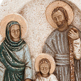 Holy Family Bas Relief s4