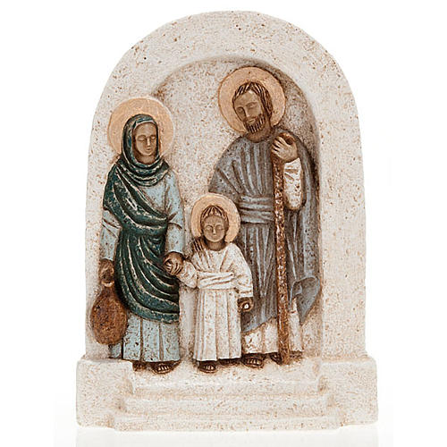 Holy Family Bas Relief 1