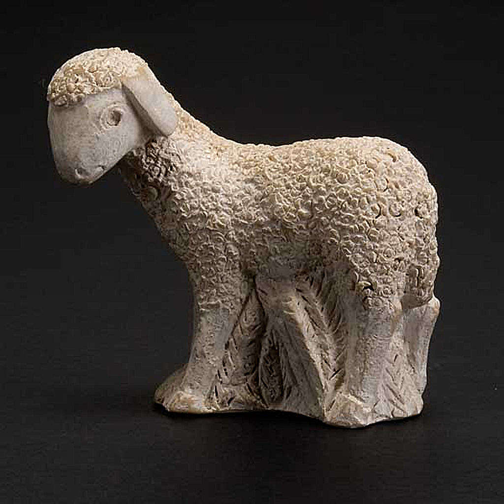 Sheep - Autun crib 4
