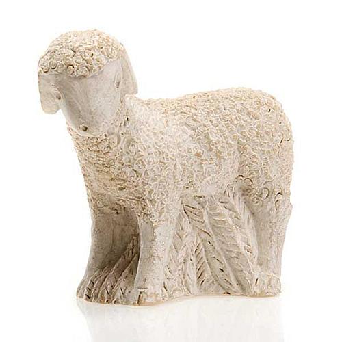 Sheep - Autun crib 1
