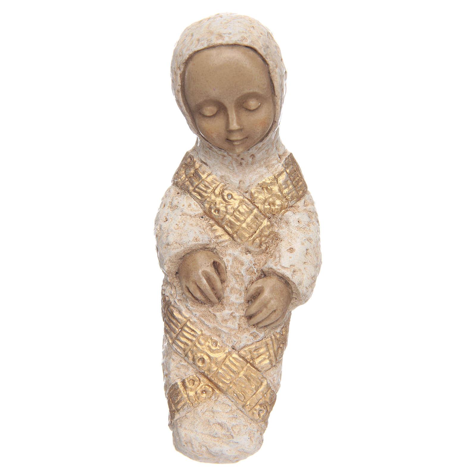 Baby Jesus Rural Nativity set 4