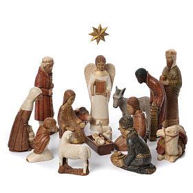 Rural Nativity Scene by Behleem nuns s1