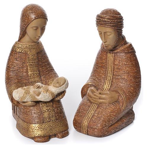 Rural Nativity Scene by Behleem nuns 3