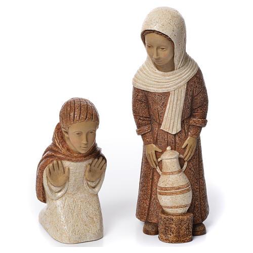 Rural Nativity Scene by Behleem nuns 6