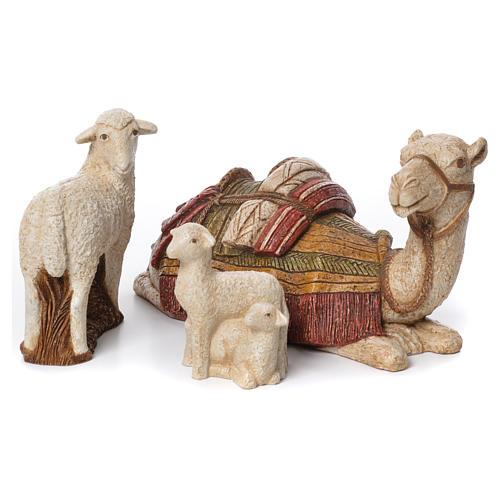 Rural Nativity Scene by Behleem nuns 8