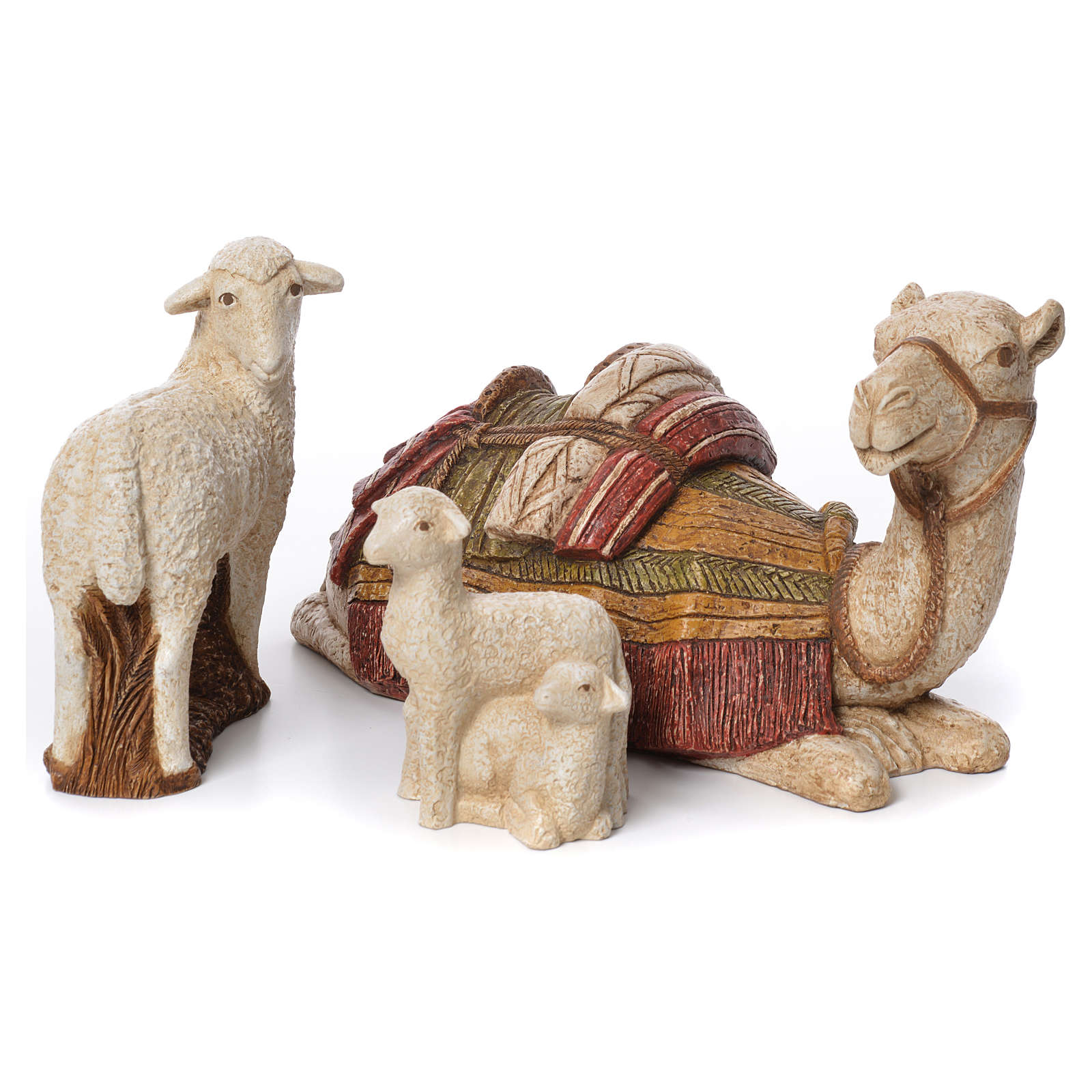 Rural Nativity Scene by Behleem nuns 4