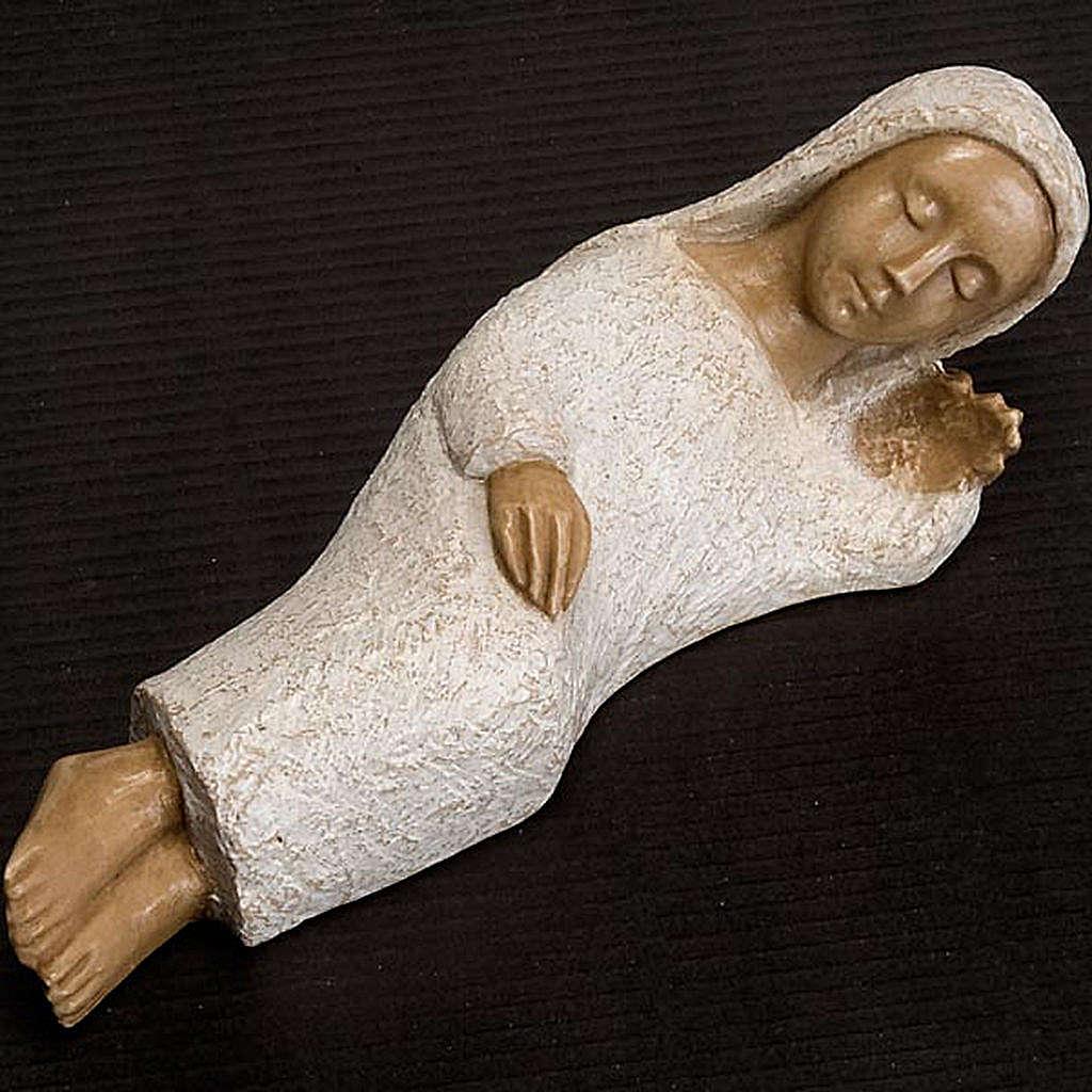 Natividad pequeña Belén, María 4