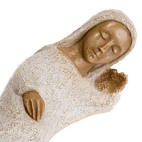 Small nativity set, Mary s4