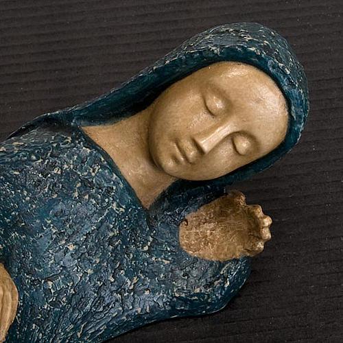 Small nativity set, Mary 2