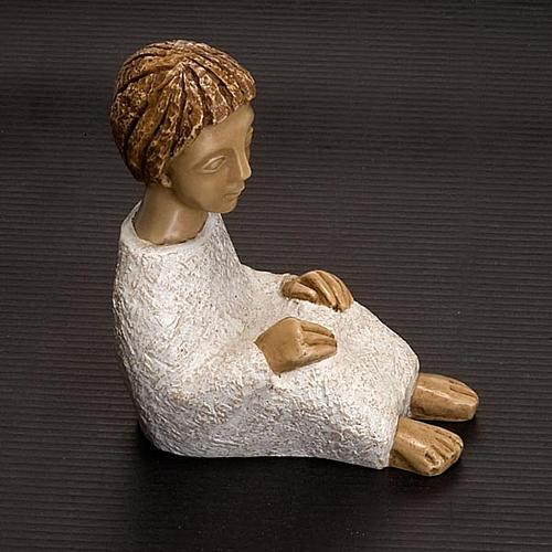 Kleine Krippe Bethlehem Joseph 3