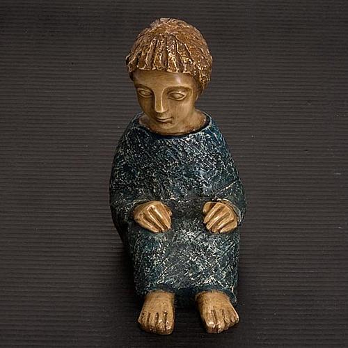 Kleine Krippe Bethlehem Joseph 6