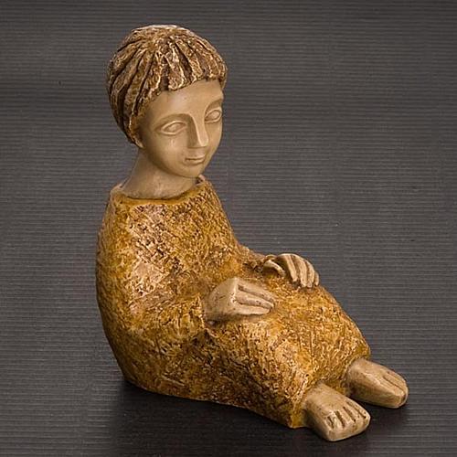 Kleine Krippe Bethlehem Joseph 7