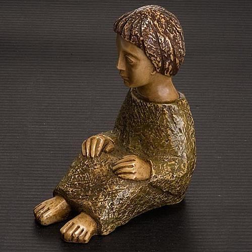 Small Nativity, Saint Joseph 5