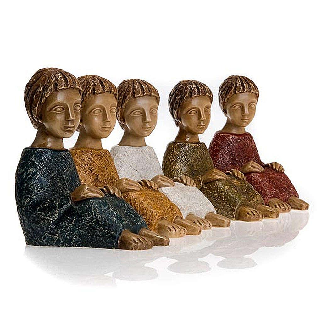 Small Nativity, Saint Joseph 4