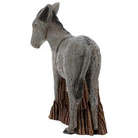 Donkey rural crèche bethleem monastery s5