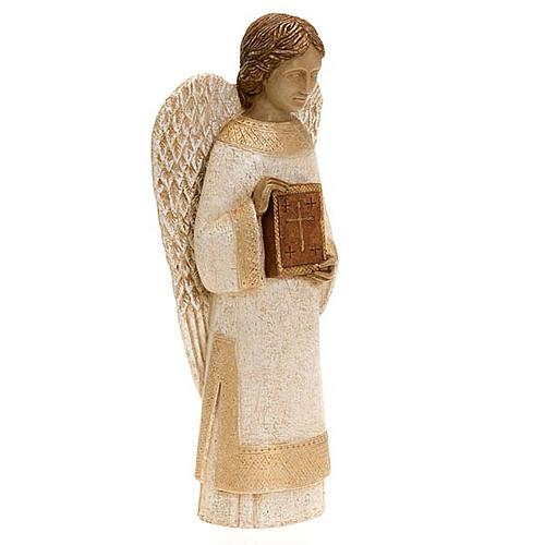 Ángel con libro para Pesebre Campesino 7