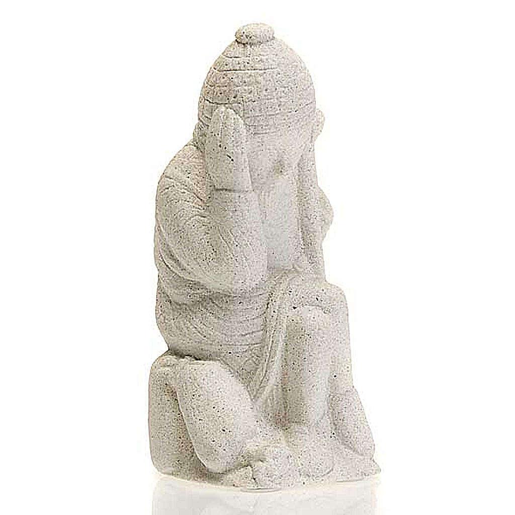 San José para Pesebre de Otoño de piedra blanca 4
