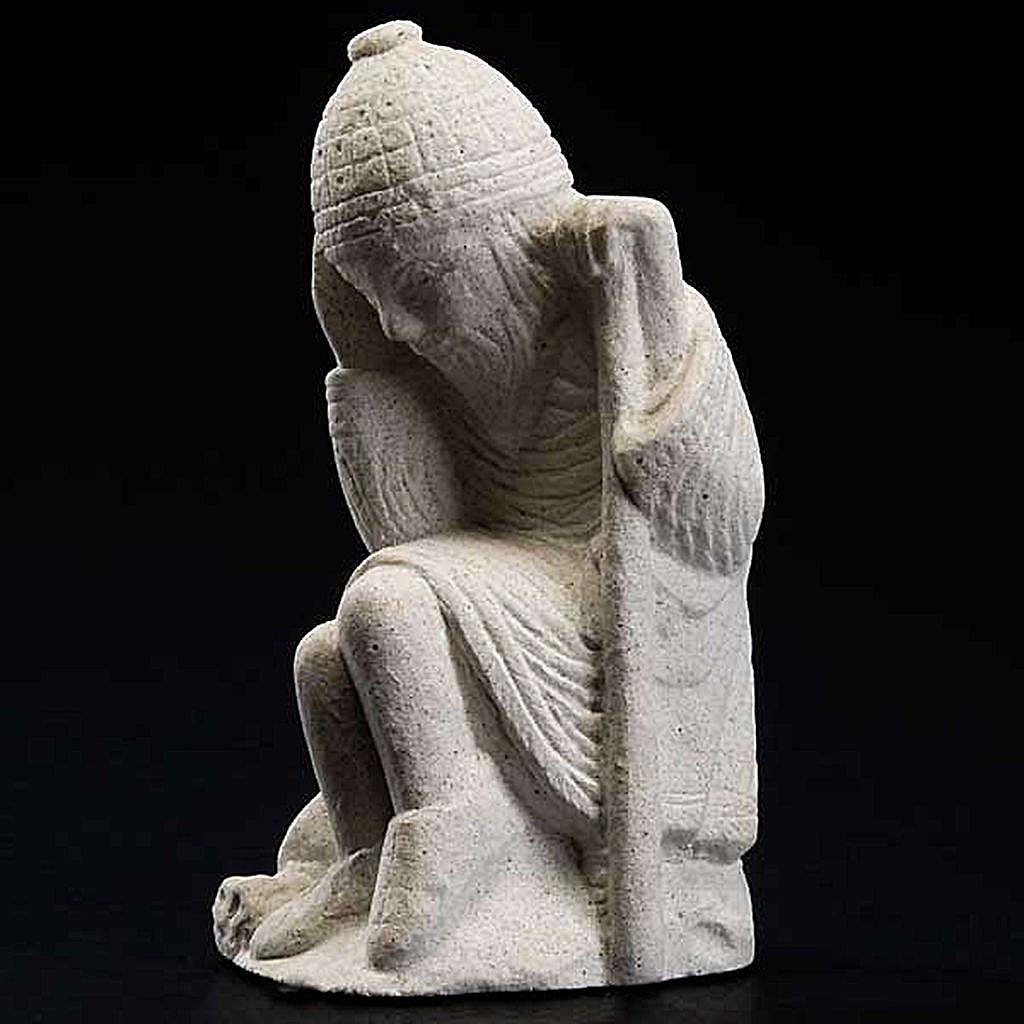 St Joseph Crèche d'Automne pierre blanche 4