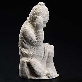 St Joseph Crèche d'Automne pierre blanche s3