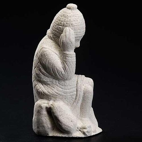 St Joseph Crèche d'Automne pierre blanche 3